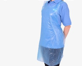 Disposable Aprons, Bibs & Clothing Protectors
