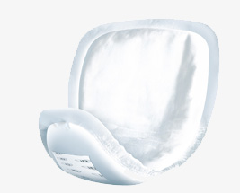 Men's Small Shaped Pads