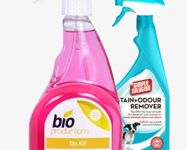 Pet Stain Remover & Odour Control