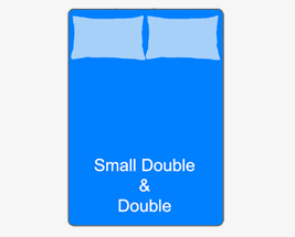 Small Double & Double Mattress Protectors