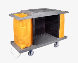 Linen Distribution Trolleys