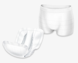 Incontinence Pads & Net Fixation Pants