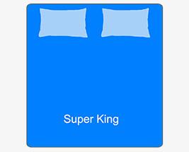 Super King Duvets & Duvet Protectors