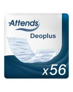 Attends DeoPlus Insert Pad - 400ml - Pack of 56