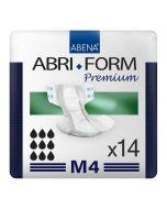 Abena Abri-Form Premium M4 Medium (3600ml) 14 Pack - mobile