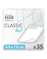 Lille Healthcare Classic Bed Extra 60x75cm (1280ml) 35 Pack - mobile