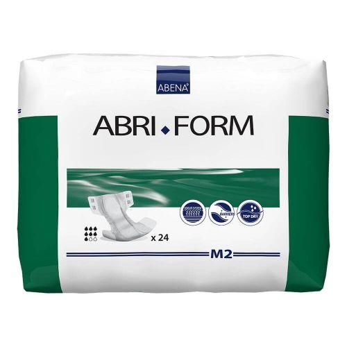 Abena Abri-Form Comfort M2 Medium (2600ml) 24 Pack