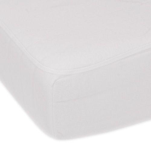 Vivactive Super Soft Microfibre Waterproof Mattress Protector - Double