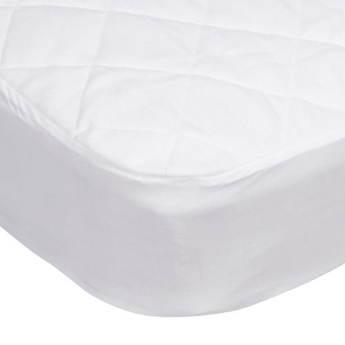 Vivactive Super Soft Quilted Microfibre Waterproof Mattress Protector - Single