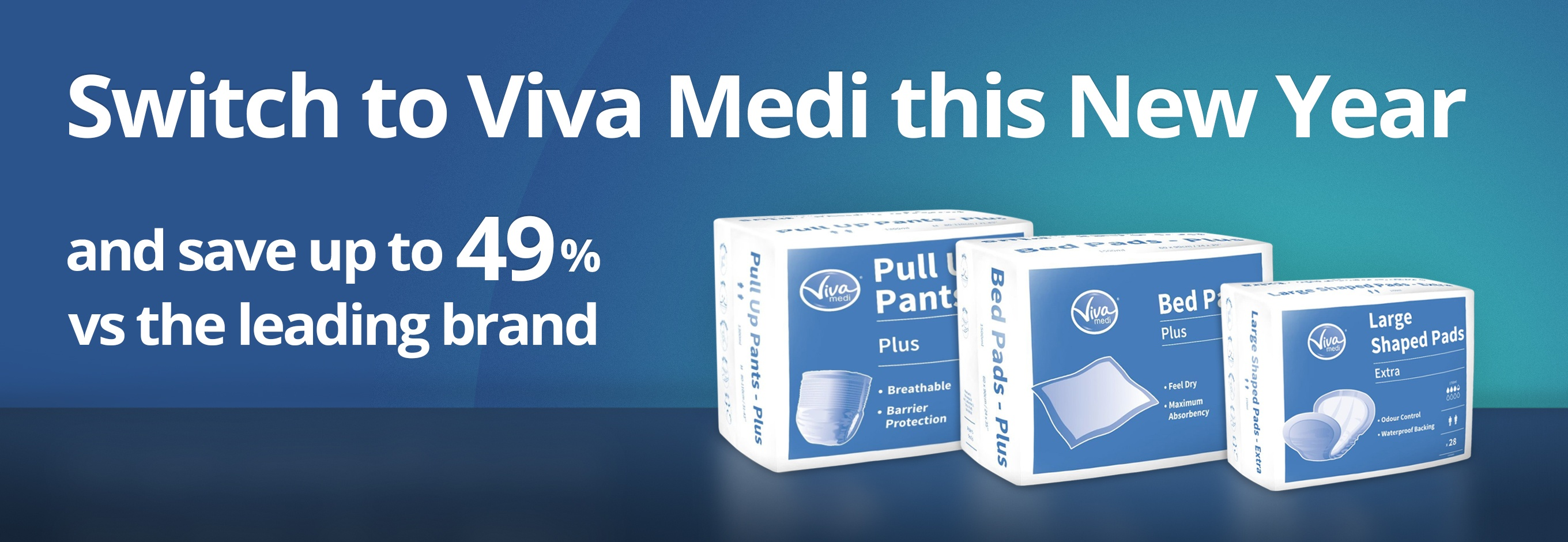 Switch to Viva Medi this New Year